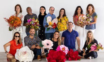 """CASASHOPPING: Mais de 100 profissionais participam do evento """"O Desenho da Flor""""."""