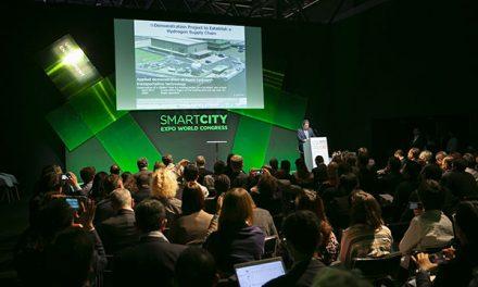 Cerca de 50 pessoas participam da comitiva oficial do Brasil no Smart City Expo World Congress 2019.