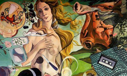 A Exposição de Patrizia D`Angello no Museu da República – Rio de Janeiro