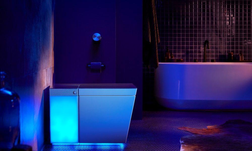 Banheiro inteligente Numi 2.0 da Kohler é reconhecido na Consumer Electronics Show 2020