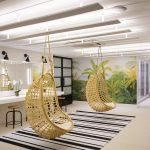 Jockey Club Rio: Vestiários repaginados pelo escritório Brise Arquitetura