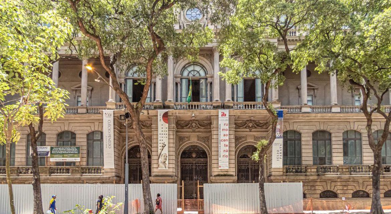 Museu de Belas Artes, no Rio, inicia obras de restauração do prédio