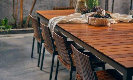 DonaFlor Mobília dá dicas para valorizar áreas externas da casa