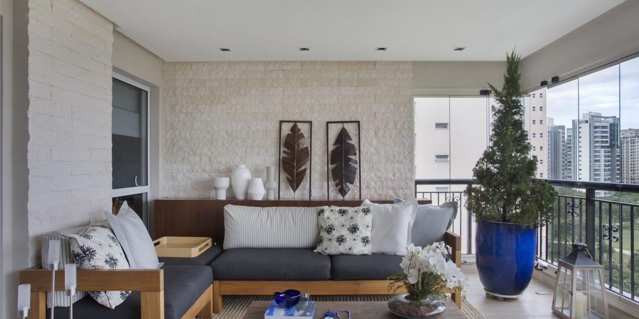 Rachel Molinaro assina projeto de um apartamento de 180 m2, na Barra da Tijuca