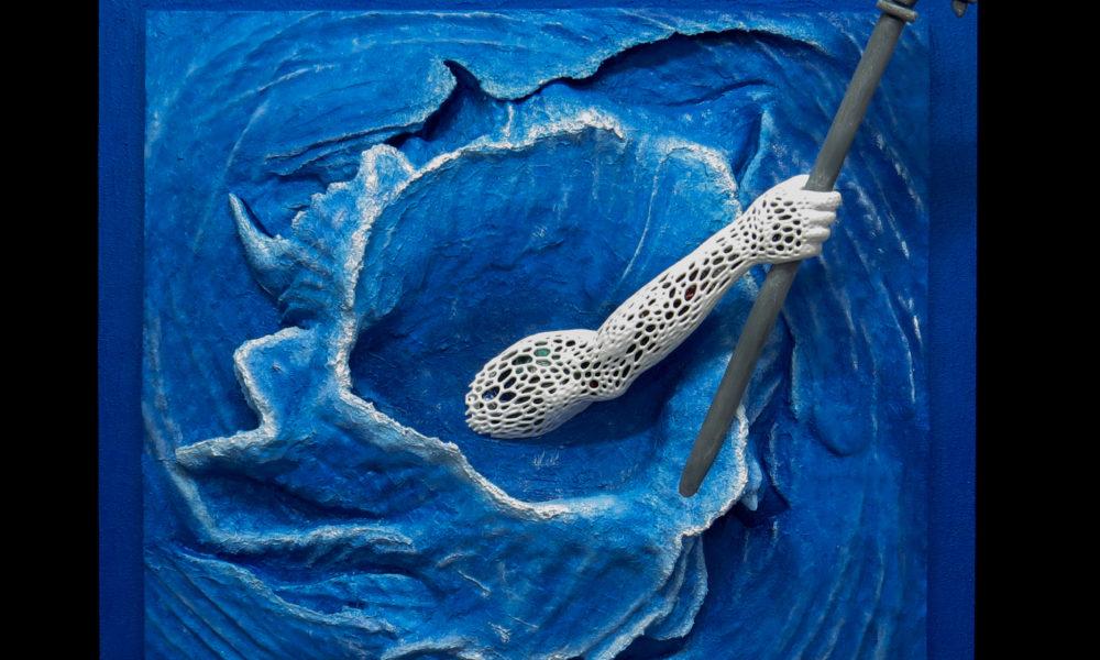 Exposição virtual com obras do artista plástico Hermes Santos