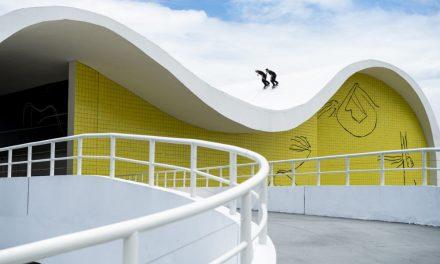 Pedro Barros e Murilo Peres protagonizam 'Sonhos Concretos: O Skate Encontra Niemeyer'