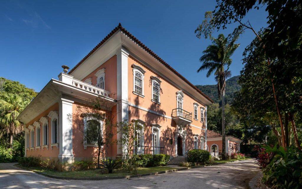CasaCor Rio: conheça um pouco mais da sede que irá celebrar 30 anos da mostra