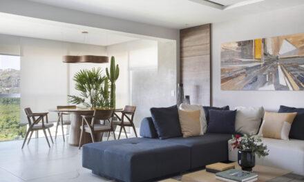 Projeto de reforma e decoração de um Apê de 145 m2, na Península, Barra da Tijuca