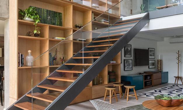 assinada pelo escritório Arkitito/SP, Casa ganha design inovador e materiais naturais
