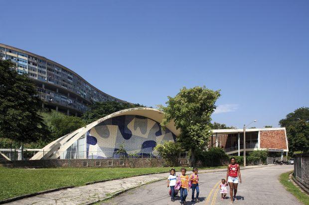 Mostra 'Infinito Vão: 90 anos de Arquitetura Brasileira' estreia no Sesc 24 de Maio