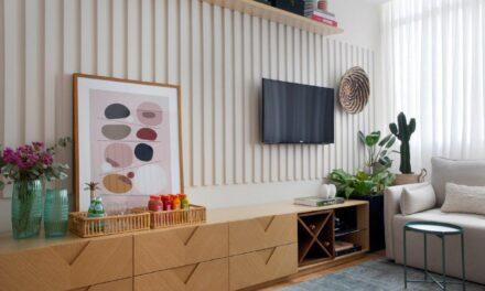 Projeto de reforma e decoração low cost, de um apê de 70 m2, consome R$ 80 mil