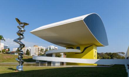 Curitiba: Museu Oscar Niemeyer reabre ao público