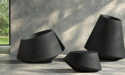 Artista plástica Claudia Issa lança coleção de mobiliário urbano
