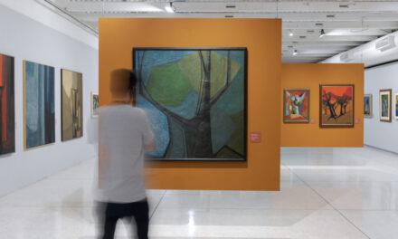 MON apresenta exposição em homenagem aos 90 anos do artista Fernando Velloso