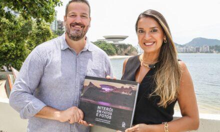 Antonio Schumacher lança livro sobre pontos históricos de Niterói – RJ.