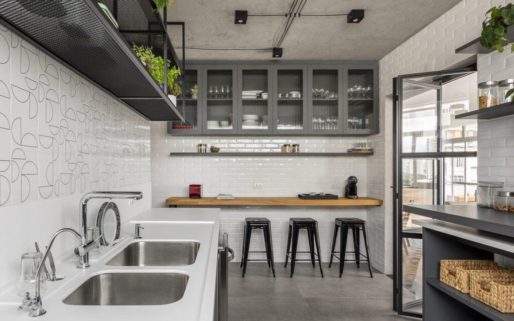 Estúdio Maré assina projeto de um apê de 165 m2 no bairro dos Jardins, em são Paulo