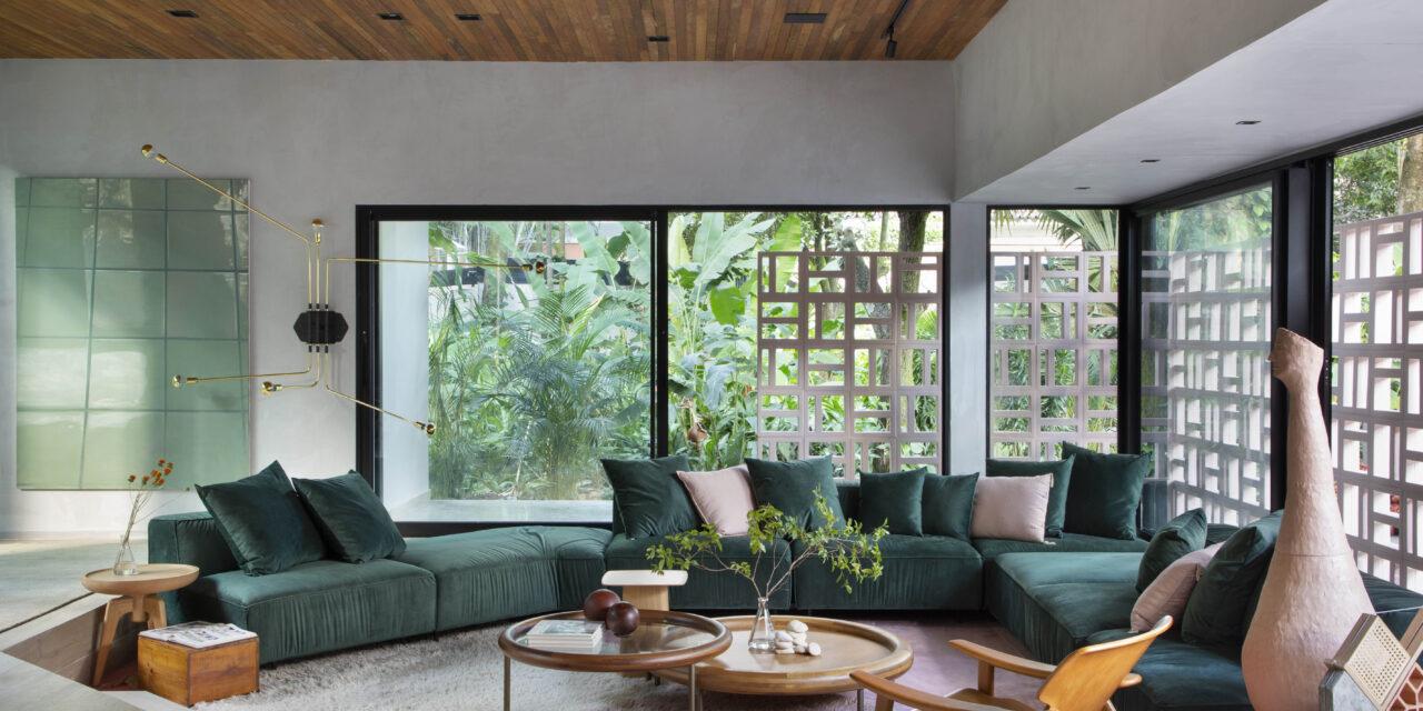 CASA COR RIO 2021: UP HOME, por Up3 Arquitetura