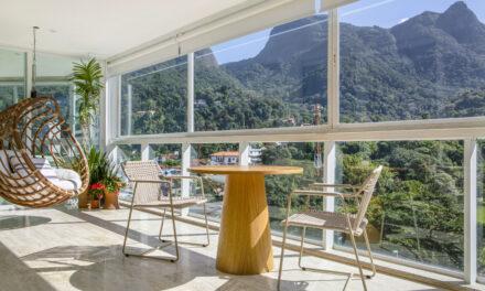 projeto de Patricia Fiuza integra a natureza ao espaço interno