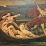 Exposição A arte entre o sagrado e o profano, na Gávea