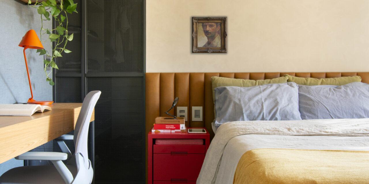 """""""Um quarto pra chamar de meu"""" é o novo projeto do Studio Pipa"""